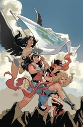Picture of Bombshells United TP VOL 03 Taps