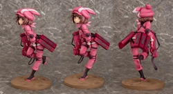 Picture of Llenn Desert Bullet Version Statue