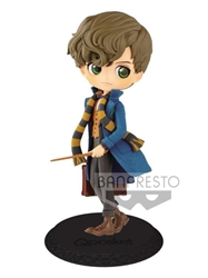 Picture of Fantastic Beasts 2 Newt Scamander Q Posket PVC Figure