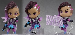 Picture of Nendoroid Overwatch Sombra Classic Skin Edition 944 Figure