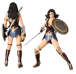 Picture of Wonder Woman Justice League MAFEX Figure