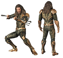 Picture of Aquaman Justice League MAFEX Figure