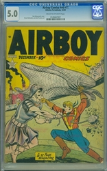 Picture of Airboy Comics V6 #11