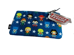 Picture of Justice League Chibi All-Over Print Pouch