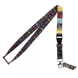 Picture of RWBY Lanyard