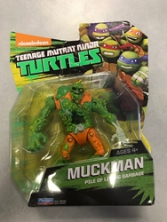 Picture of Teenage Mutant Ninja Turtles Muckman Pile of Living Garbage Action Figure