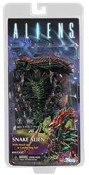 Picture of Aliens Snake Alien Action Figure