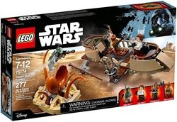 Picture of Lego Star Wars Desert Skiff Escape Set