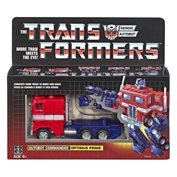 Picture of Transformers G1 Reissue Optimus Prime Walmart Exclusive