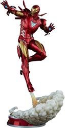 Picture of Iron Man Extrimis Adi Granov Statue