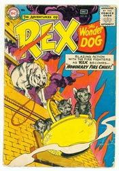 Picture of Adventures of Rex the Wonder Dog #30