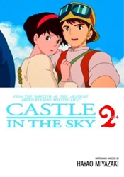 Picture of Castle in the Sky Vol 02 SC