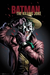 "Picture of Batman Joker Killing Joke 24"" x 36"" Poster"