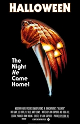 "Picture of Halloween 24""x36"" Poster"
