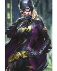 "Picture of DC Batgirl Rain 24""x36"" Poster"
