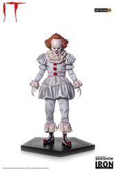 Picture of It Pennywise Iron Studios Tenth Scale Statue