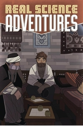 Picture of Atomic Robo Presents Real Science Adventures Vol 03 SC