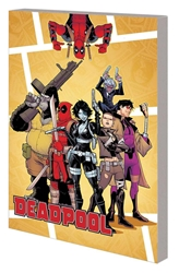 Picture of Deadpool Classic Vol 23 SC Mercs for Money