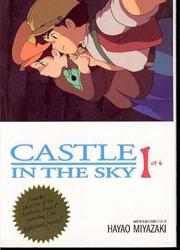 Picture of Castle in the Sky Film Comic Vol 01 SC