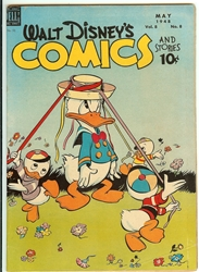 Picture of Walt Disney's Comics and Stories #92
