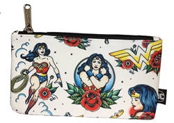 Picture of Wonder Woman Tattoo Pouch