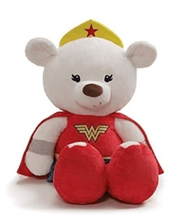 "Picture of Wonder Woman Jumbo 25"" Bear Plush"