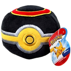 Picture of Pokemon Luxury Ball Pokeball Plush