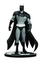 Picture of Batman Black and White Gotham Knight Statue