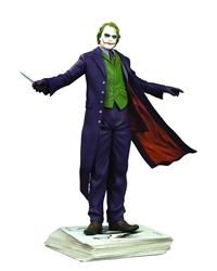 Picture of Dark Knight the Joker Statue