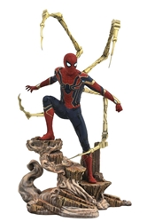 Picture of Spider-Man Iron Spider Avengers 3 Marvel Gallery PVC Figure