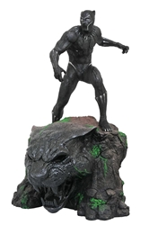 Picture of Black Panther Marvel Milestones Movie Statue