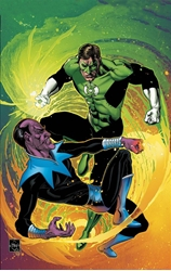 Picture of Green Lantern by Geoff Johns TP Book 01