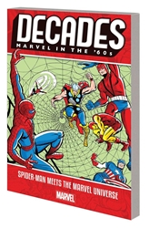 Picture of Decades Marvel in the 60s SC Spider-Man Marvel Universe