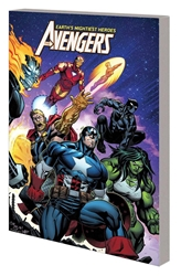 Picture of Avengers by Jason Aaron Vol 02 SC World Tour