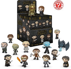 Picture of Game of Thrones Funko Mystery Mini Vinyl Figure