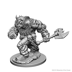 Picture of Dungeons and Dragons Nolzur's Marvellous Unpainted Orcs Miniatures