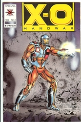 Picture of X-O Manowar #1