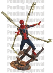 Picture of Spider-Man Iron Spider Avengers 3 Marvel Premier Statue