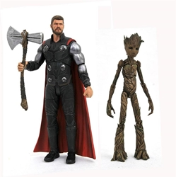 Picture of Thor Avengers 3 Marvel Select Action Figure