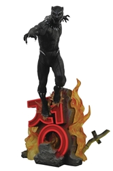 Picture of Black Panther Movie Marvel Premier Statue