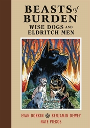 Picture of Beasts of Burden Wise Dogs and Eldritch Men HC