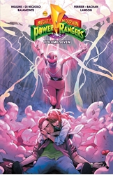 Picture of Mighty Morphin Power Rangers TP VOL 07
