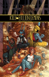 Picture of Kill 6 Billion Demons Vol 03 SC