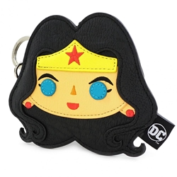 Picture of Wonder Woman Chibi Coin Bag