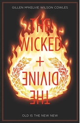 Picture of Wicked and the Divine Vol 08 SC Old Is the New New