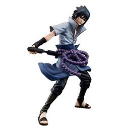 Picture of Naruto Shippuden Sasuke GEM Figure