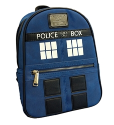 Picture of Doctor Who TARDIS Mini Backpack