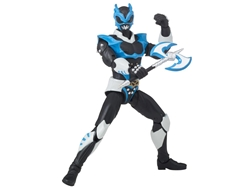 Picture of Saban's Power Rangers in Space Legacy Collection Psycho Blue Ranger Action Figure