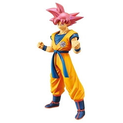Picture of Dragon Ball Super Goku SSG Chokoku Buyuden PVC Figure