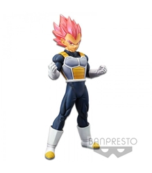 Picture of Dragon Ball Super Vegeta SSG Chokoku Buyuden PVC Figure